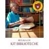 Kit  Biblioteca