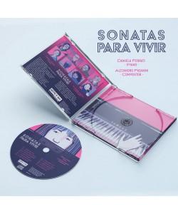 Sonatas Para Vivir Album di Fasanini Alejandro a sostegno del centro Maternità