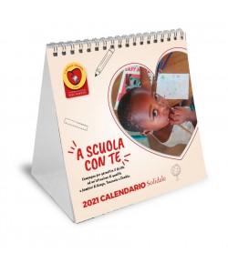 Calendario da Tavolo 2021 personalizzabile