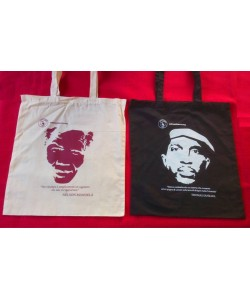 Borsa Shopper solidale SANKARA & MANDELA