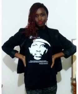 T-Shirt solidale THOMAS SANKARA